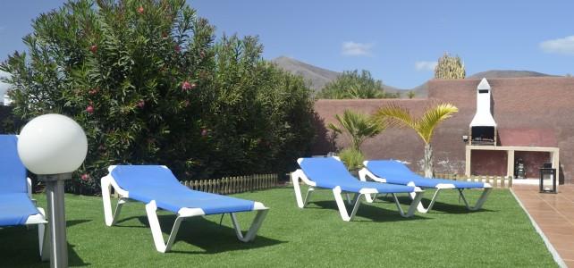Cliente satisfecho: Villa Tropical, en Lanzarote